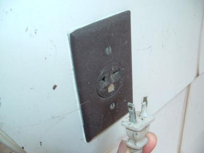 Bent-plug