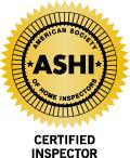 ASHI Certified Inspector logo